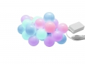 Girlianda  EUROLITE LED party balls light chain