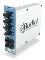 Signalo skirstytuvo modulis Radial ChainDrive™ 1x4 Distribution Amplifier