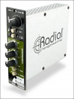 Priešstiprintuvinis - kompresoriaus modulis Radial PreComp™ Channel Strip