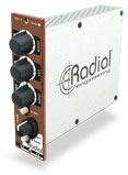 EQ modulis Radial Q3™ - Induction Coil EQ
